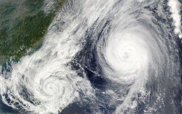 【台風ランキング】一番多く発生した年はいつ?接近数や上陸数は昔と変わらない!