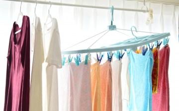 【女性の防犯⑤一人と思わせない】洗濯物に注意・施錠は徹底|一人暮らしの危険ポイント