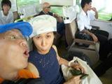 琵琶湖のピカソ
