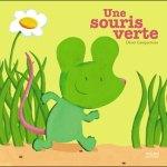 Livre à toucher Une souris verte