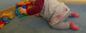 Bout de chou à 9 mois