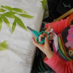 Activités Montessori découpage
