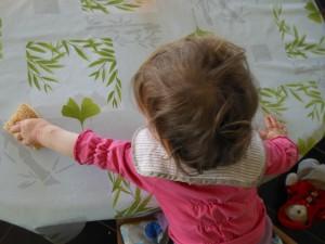 Pédaogie Montessori 16 mois