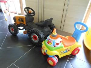 Bout de chou aménagement des jouets