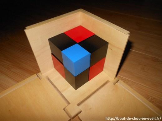 Identités remarquables avec le cube du trinôme