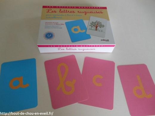 Apprendre à lire les lettres