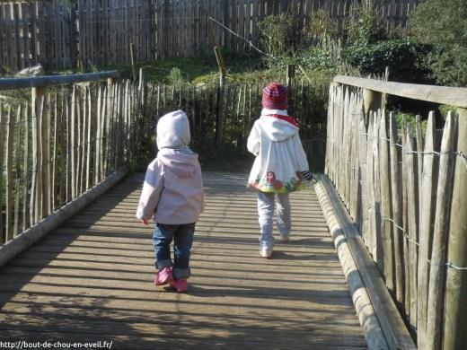 Sortie au zoo de Cerza