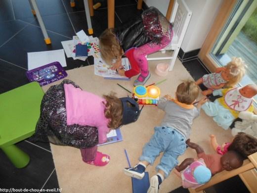Enfants 1 à 5 ans
