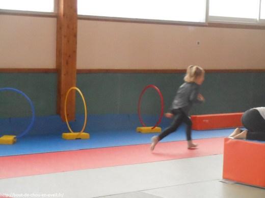 Gym enfant 4 ans