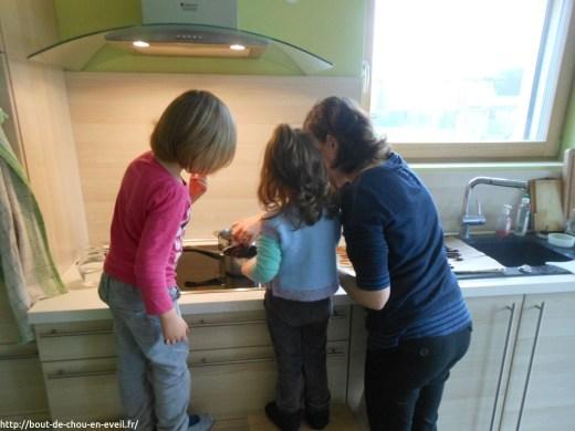 Cuisine pour les tout petits