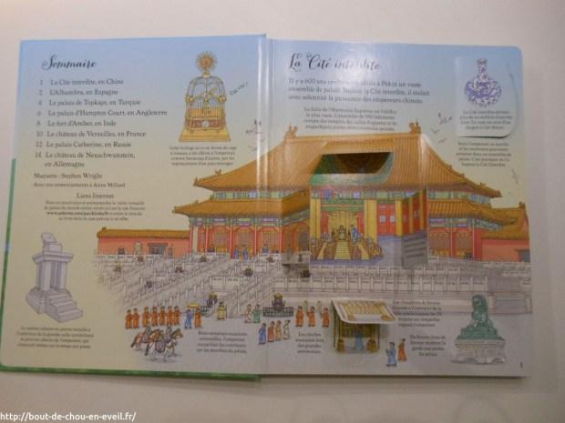 Les palais célèbres
