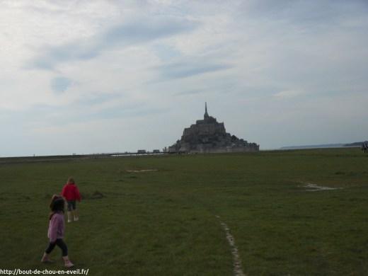 Visite du Mont-Saint-Michel