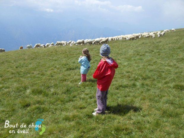 Vacances Bout de chou en Eveil Monte Baldo