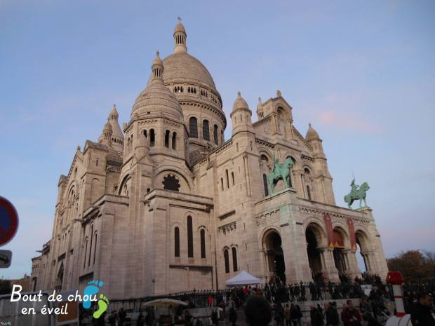 Journée à Paris