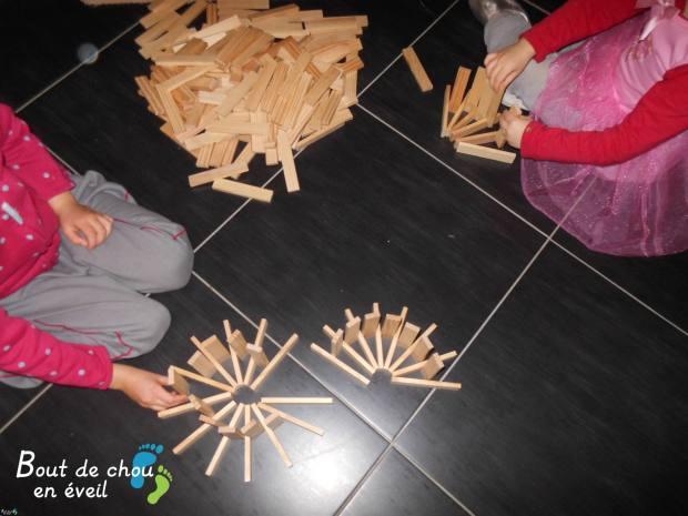 Kapla pour les enfants