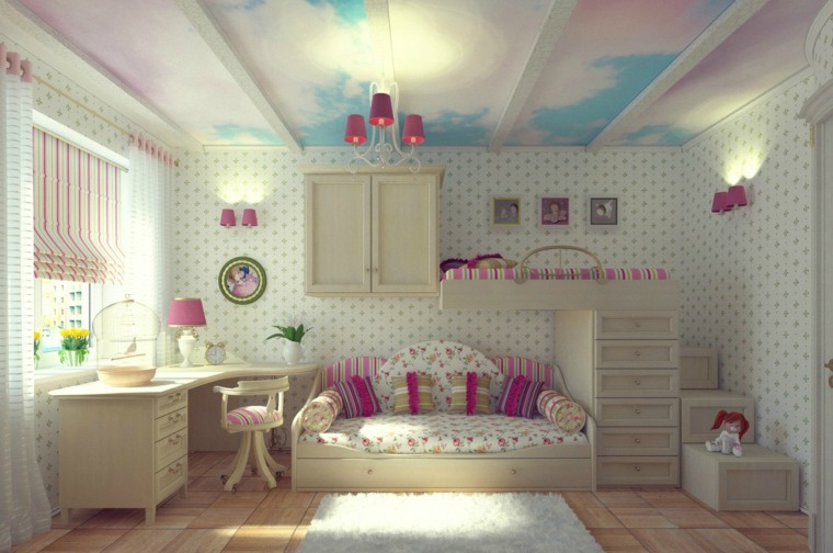Decoration Chambre Fille Adulte