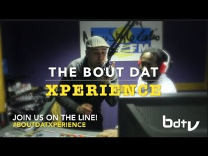 THE HOT LOW – FONZi NeuTRON brings 'Bout Dat Xperience' to NEW STYLE RADIO!