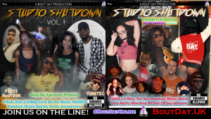 HOT NEW MUSIC: Studio Shutdown Vol. 2