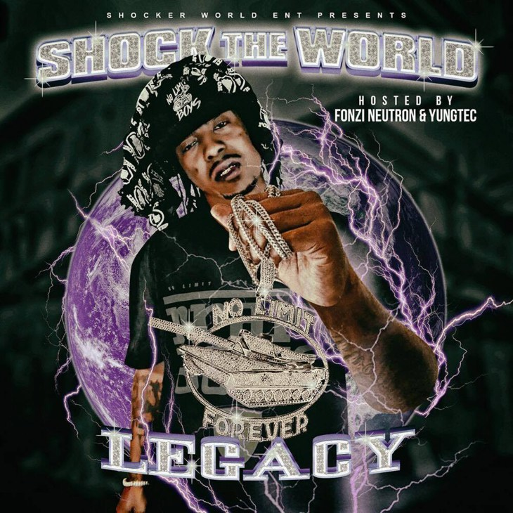 legacy Shock The World