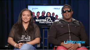 WATCH: Master P & Cymphonique talk Family Empire
