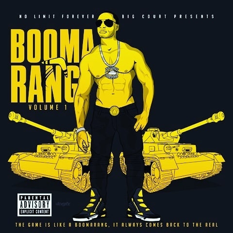New Music Alert! Big Court - Boomarang Vol. 1