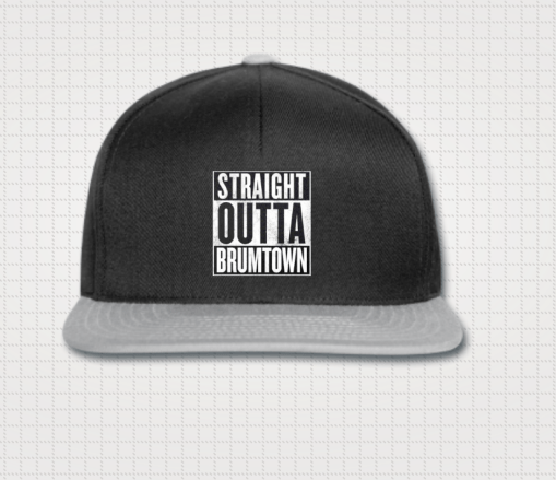 straight outta BrumTown snapback
