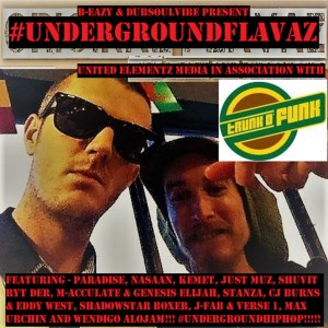 B-Eazy & Dubsoulvibe Present #UndergroundFlavaz (Stream + Download)
