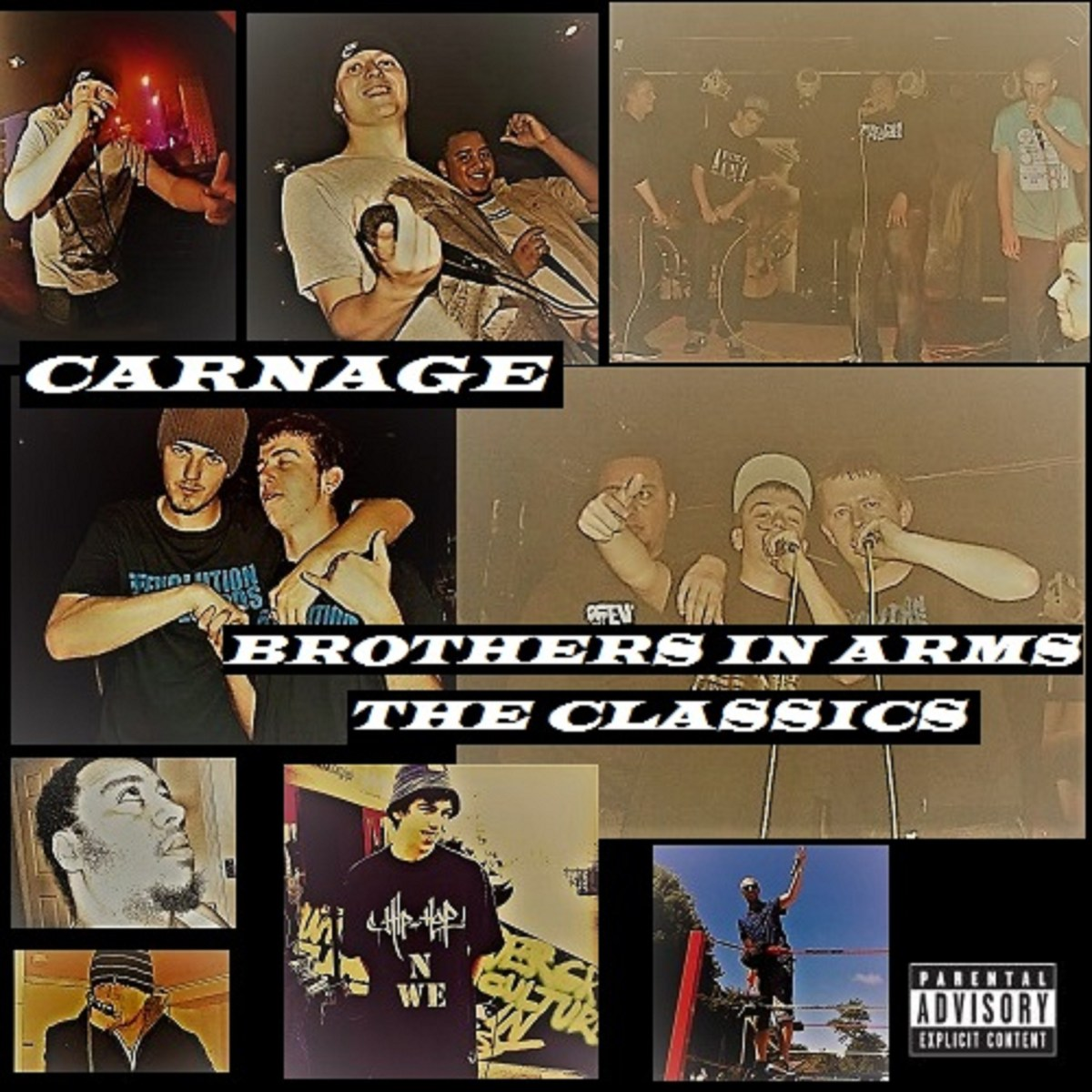 Carnage - Brothers In Arms (Bout Dat Xclusive)