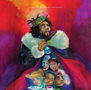J.Cole – KOD (iTunes Stream + Purchase)
