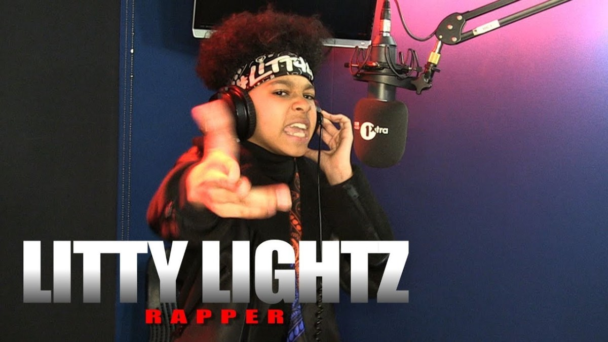 Litty Lightz - Fire In The Booth (1Xtra Video)