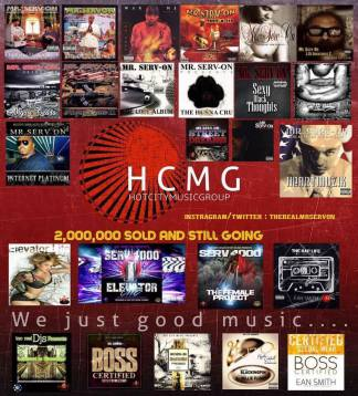 hot city music group