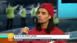 Akala speaks Race and Knife Crime | WATCH