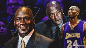 Michael Jordan's emotional speech to Celebrate Kobe and Gianna Bryant!