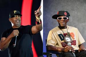 Chuck D Shares Little-Known 2Pac Story