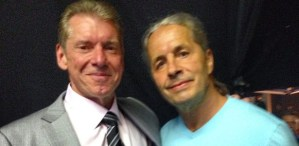 Bret Hart On Smoking Weed With Vince McMahon!