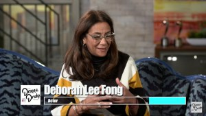 Deborah Lee Fong Plays Lead Role in  Urban World Film Festival!