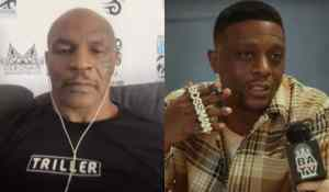 MIKE TYSON Says His Daughter Convinced Him To Confront BOOSIE BADAZZ!