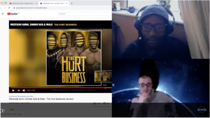 REACTION to The Hurt Business Rap Song!