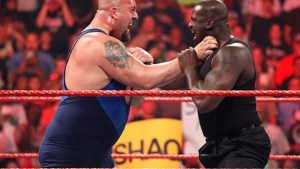 WWE BIG SHOW On Wanting To Face SHAQ At WRESTLEMANIA!!!!