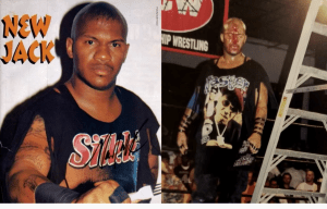 Late Wrestler New Jack Was A No Limit Soldiers Fan & Wanted To Work With Master P!