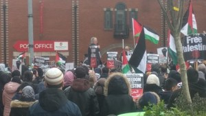 UK Citizens Stage 'Free Palestine' Protest!