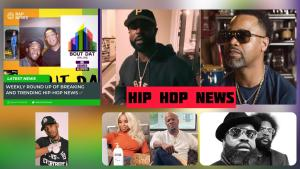 """DANNY BOY Says """"MJB Was My Girl At 16"""" VLAD TV Sparks JUVENILE vs YOUNG BUCK! POOH SHIESTY Allegedly Robbed"""