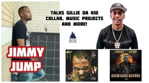 """Jimmy Jump Speaks On Gillie Da Kid! Philly Rappers, Upcoming Project """"Just Another Hustle"""""""