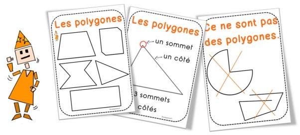 Polygones BDG