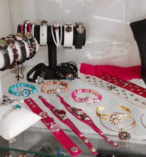 Bijoux boutique et brocante