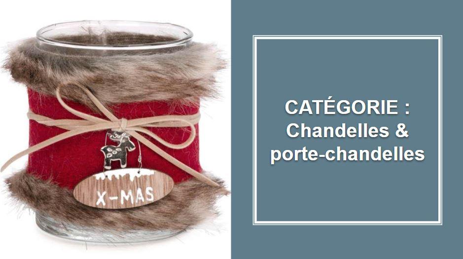 CATÉGORIE : Chandelles et porte-chandelles