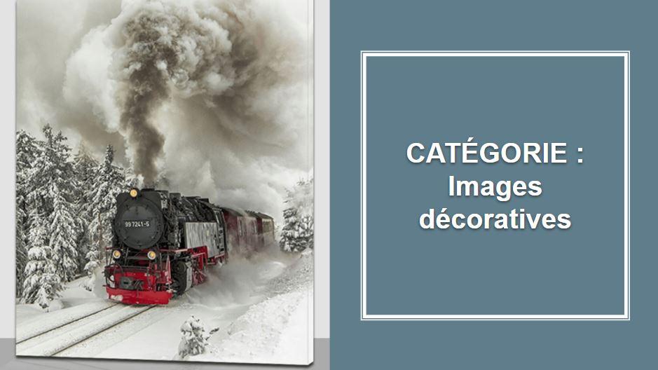 CATÉGORIE : Images décoratives