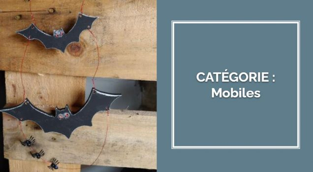 CATÉGORIE : Mobiles
