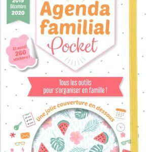 Agenda familial pocket 2019-2020