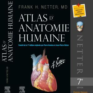 Atlas d'anatomie humaine